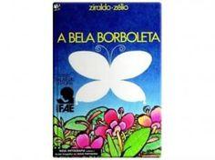 A Bela #Borboleta - Nova Ortografia - Melhoramentos #livros #infantil