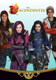 movie descendants disney - Google Search