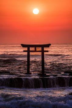 Oarai, Ibaragi, Japan