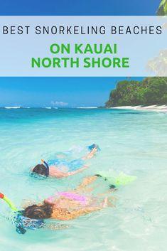 Best snorkeling beaches in Kauai North Shore
