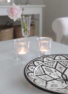 new plate from Tine K Villaa ja vaniljaa -blogi