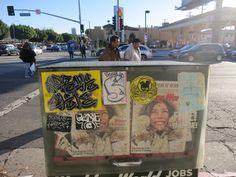 street stickers
