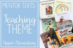 Check out this post for informational text structure mentor texts and read alouds for teaching text structure. The post also includes tips for introducing and teaching text structure to upper elementary students. Reading Themes, Reading Centers, Reading Skills, Teaching Reading, Reading Help, Teaching Literature, Reading Lessons, Reading Resources, Literacy Centers