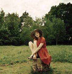 Jessica Chastain for Telegraph Magazine 2011