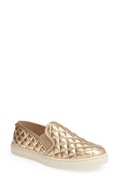 Steve Madden 'Ecentrcq' Sneaker (Women) available at #Nordstrom red & black