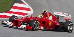 2012 GP Malezji (Felipe Massa) Ferrari F2012