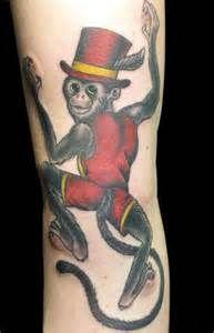 Circus Monkey Tattoo - Bing Images