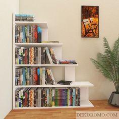 Hem bir kitapsever hem de bir dekorasyon meraklısı iseniz bu paylaşımımız tam size göre! Kitap okumak kadar onları sunmak yani dekoratif kitaplıklarla evinizi süslemek gerçekten muhteşem bir şey. Endizayn'ın bu birbirinden şık ve minimal kitaplıkları