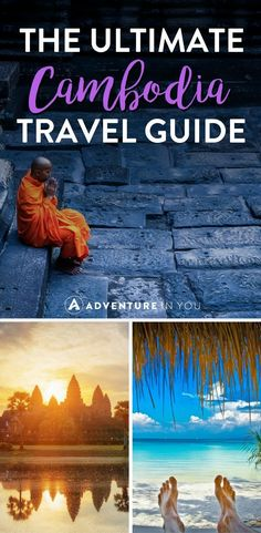 Cambodia Travel | Looking for the best travel tips for Cambodia? Check out our ultimate travel guide featuring the best things to do in Cambodia, what to eat, and more.
