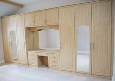 Your #storage space... Your way!  Made to measure quality #bedroom furniture from http://www.moonlightbedrooms.co.uk/