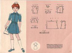View album on Yandex. Vogue Sewing Patterns, Baby Patterns, Clothing Patterns, Baby Kids Clothes, Vintage Vogue, Baby Design, Fall Wardrobe, Views Album, Retro