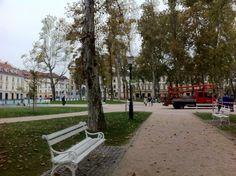 Ljubljana. Need to see my friend.