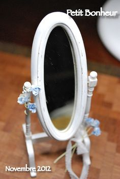 Petit Bonheur Minis, Mirrors, Miniatures, Engagement Rings, Dolls, Furniture, Houses, Wedding Rings, Commitment Rings