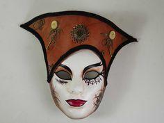 #Gothic #steampunk #mask. #maskshop #masksale #masksculpture #masksdesign #maskseries #masksell #masksmadewithlove❤ #masksrock #fantasyart #steampunkstyle #steampunkart Steampunk Mask, Gothic Steampunk, Steampunk Fashion, Half Mask, Psychic Powers, Steampunk Accessories, Mask Shop, Leather Collar, Headdress