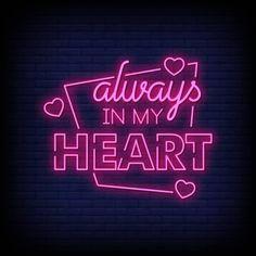 Neon Signs Quotes, Led Neon Signs, Love Quotes, Wallpaper Iphone Neon, Love Wallpaper, Neon Words, Neon Logo, Text Overlay, Neon Aesthetic