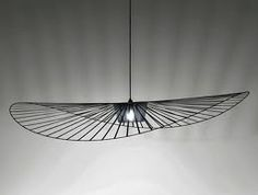 Vertigo Lamp: great industrial design with black steel | lighting . Beleuchtung . luminaires | Design: Constance Guisset |