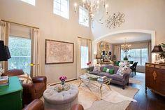 6th Street Design School | Kirsten Krason Interiors : Feature Friday: Amanda Carol Interiors Love this home!