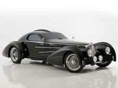 Delahaye Bugnotti Coupe