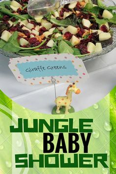 Refreshment and decorating ideas for your Jungle Themed Shower… Safari Birthday Cakes, Jungle Theme Birthday, Birthday Party Themes, Baby Shower Activities, Baby Shower Themes, Baby Shower Decorations, Shower Ideas, Jungle Theme Food, Baby Shower Buffet