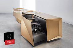 STEININGER - GEWINNER DER ICONIC AWARDS 2020 - Steininger Filing Cabinet, Designer, Modern, Awards, Storage, Kitchen, Furniture, Home Decor, Purse Storage