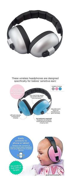 4d6a271c38 Hearing Protection Earmuffs 184343  Baby Banz Bluetooth Earmuffs Hearing  Protection Ages 0-2 Years The Best Ear... -  BUY IT NOW ONLY   71.97 on  eBay!