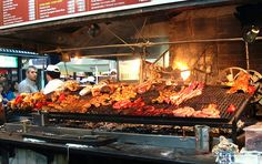 It's a meat-tastic voyage in Uruguay!