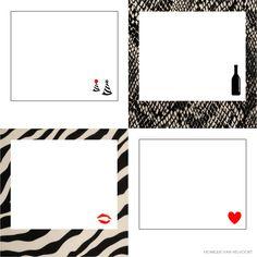 INSIDE CARDS / BINNENKANT KAARTEN © Monique van Helvoort l Fotografie & Vormgeving