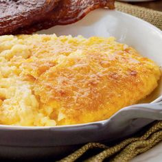 Cheddar Cheese Grits Casserole - Grits Recipes - Southern Living