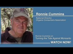 Ronnie Cummins, National Director of the Organic Consmers Association, on Turning the Tide Against Monsanto! @D R. Mercola