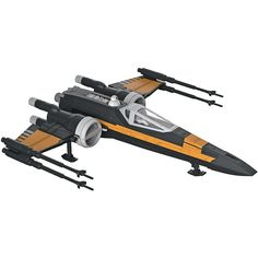 f2f375013a56 Revell 1 78 Poe s Boosted X-Wing Fighter