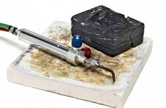 Straightforward Soldering Plans Tips. Details In DIY Soldering - An Introduction - Adalberto Flores Soldering Jewelry, Jewelry Tools, Metal Jewelry, Jewelry Crafts, Jewelry Art, Jewelry Making, Fashion Jewelry, Silver Jewelry, Gold Fashion