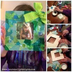 earth day frame with collage pauge by laura kelly Frame It, Earth Day, Collage, Projects, Log Projects, Collages, Blue Prints, Collage Art, Colleges