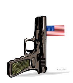 Pistola. Autor: Falco