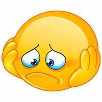 emoji de preocupación Funny Emoji Faces, Emoticon Faces, Funny Emoticons, Sick Emoji, Smiley Emoji, Love Smiley, Emoji Love, Emoji Images, Emoji Pictures