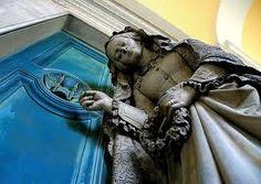 staglieno cemetery genova italy -