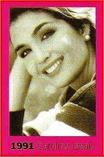 MONARCAS DE VENEZUELA: Miss Venezuela 1991