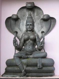 Kala Ksetram — Manasa, the snake Goddess