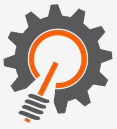 Nova-Labs-logo. Love it - power, lightbulb, gear.