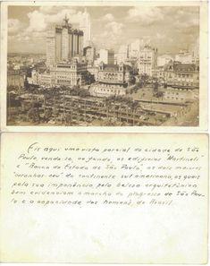 foto e memória de São Paulo