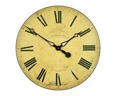 "wall clock ""Rashad"" dia. 50 cm"