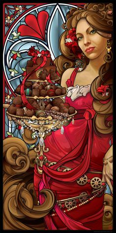 Oh for the love of chocolate_by Echo Chernik