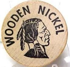 9 Best Wooden Nickle Images In 2015 Wooden Nickle Coins Advertising