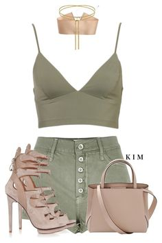 """""""Untitled #3081"""" by kimberlythestylist ❤ liked on Polyvore featuring River Island, Valextra and Schutz"""
