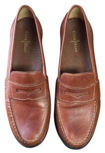1cdacc7560c81 Cole Haan Brown Flats Designer Resale, Brown Flats, Guy Stuff, Cole Haan,