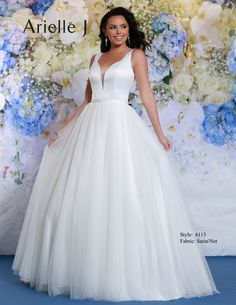 Coming soon to Spotlight! #SpotlightBridal Satin Tulle, Tulle Ball Gown, Ball Gowns, Formal Dresses For Weddings, Prom Dresses, Wedding Dresses, Tulle Balls, White Gowns, Wedding Bridesmaids
