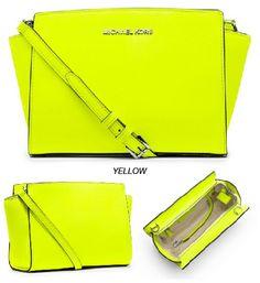 Michael Khors crossbody Michael Khors, New Image, Yellow, Bags, Handbags, Bag, Totes, Hand Bags