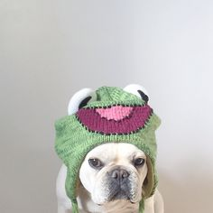 Happy St Patrick's Day, French Bulldog ❤
