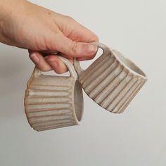 LOVE these Hilda Carr Espresso cups