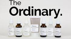 The Ordinary Skincare Review | Deciem | Buffet, Niacinamide, Squalane, R...