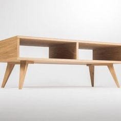 Tv stand media console entertainment center tv cabinet mid image 3